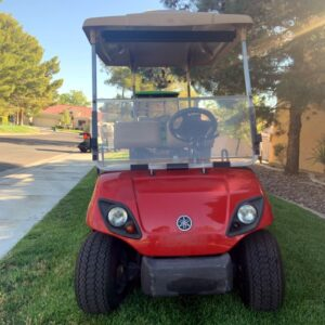-SOLD- 2007 Yamaha G22 Electric Golf Cart with Lights and 2019 Batteries -SOLD-