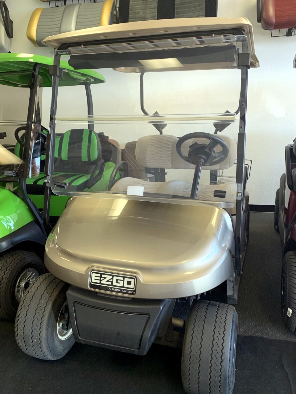 2011 E-Z-GO Platinum Electric Golf Cart