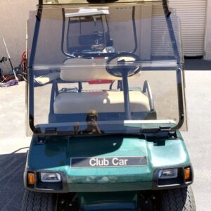 -SOLD- 2012 Jade Green DS Model Golf Cart with New Batteries -SOLD-