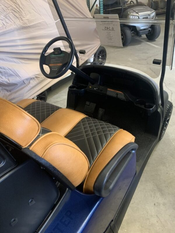 Refurbished Club Car Precedent 48-V Electric