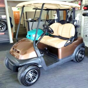 Newly Updated Club Car Precedent 48-V Electric Golf Cart
