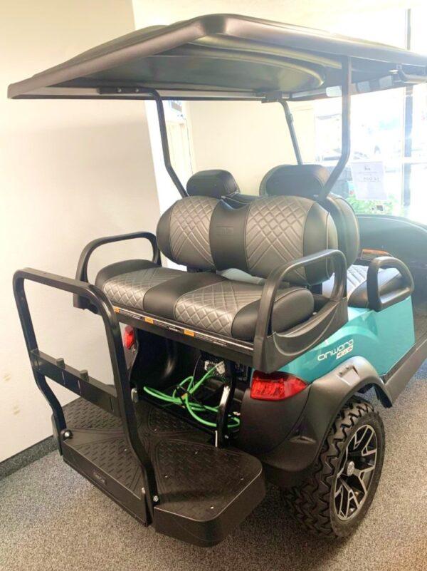 New 2020 4-Passenger Club Car ONWARD w/Lithium Batteries