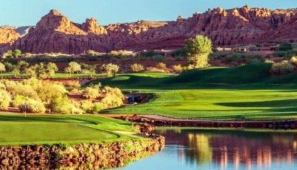 golf in st george entrada golf