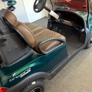 New 2020 Club Car Jade Green ONWARD w/ Lithium Batteries