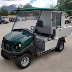 Club Car Gas-powered Cafe Beverage Cart - $6,495