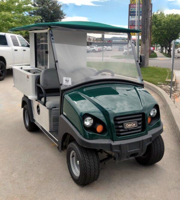 Fantastic Club Car Carryall Beverage Golf Cart
