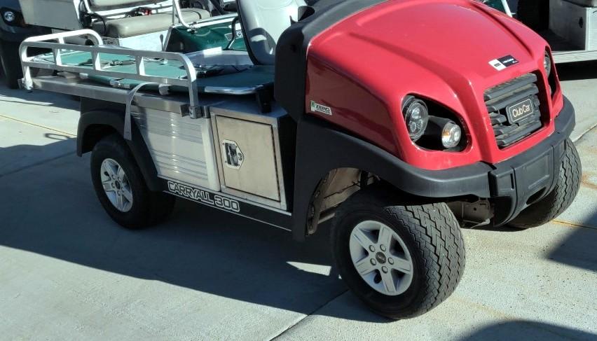 Carryall 300 Ambulance Vehicle
