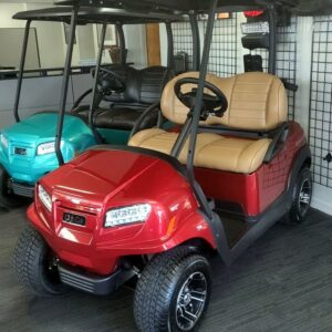 Brand New 2020 Club Car Gas-powered ONWARD