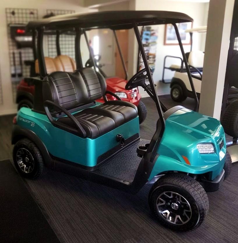 New 2020 Club Car Onward HP 48V Electric