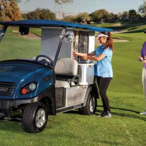 Fantastic Club Car Carryall Beverage Golf Cart