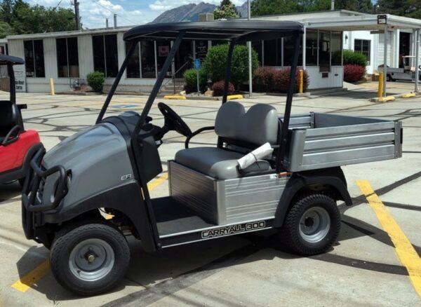 Brand New Carryall 300 Gas EFI Utility Cart
