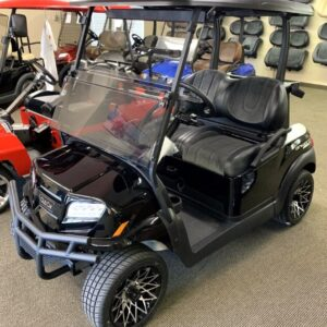 New Club Car Metallic Tuxedo Black ONWARD Electric
