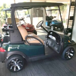 New 2021 Jade Green ONWARD Electric Golf Cart