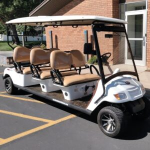 -SOLD- Beautiful, Never-Driven 2019 MotoElectric (MotoEV Electro 6-passenger Street Legal vehicle w/ Drumping Utility Bed -SOLD-