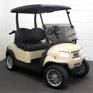 Brand New 2021 Club Car Beige ONWARD w/ Lithium-ion Batteries