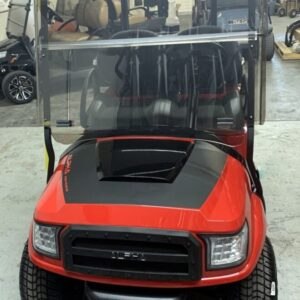 Totally Customized and Refurbished Electric Club Car Precedent Golf Cart w/ Alpha Body