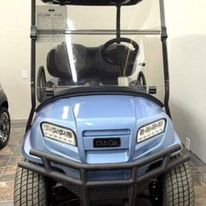 New 2021 Club Car Metallic Ice Blue ONWARD Golf Cart w/ Lithium-ion Batteries