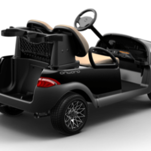 New 2021 48V Electric Metallic Tuxedo Black Club Car ONWARD Electric Golf Cart